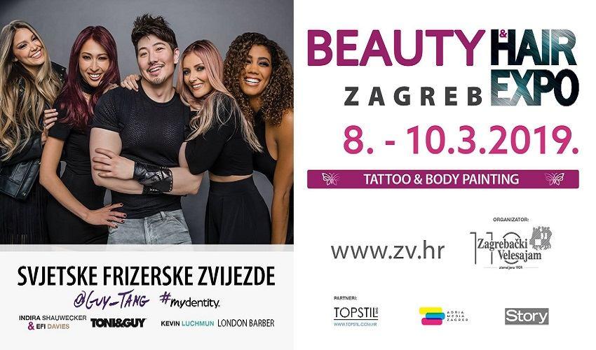 Beauty & Hair Expo Zagreb - najveći regionalni sajam ljepote