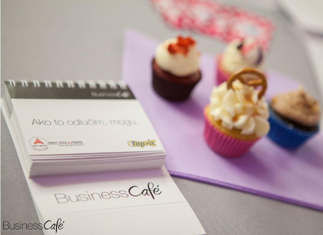 Business Café u istom danu u Zagrebu, Puli i Sarajevu
