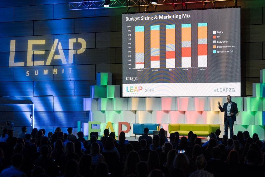 Četvrti LEAP Summit okupio više od 3.000 mladih iz cijelog svijeta