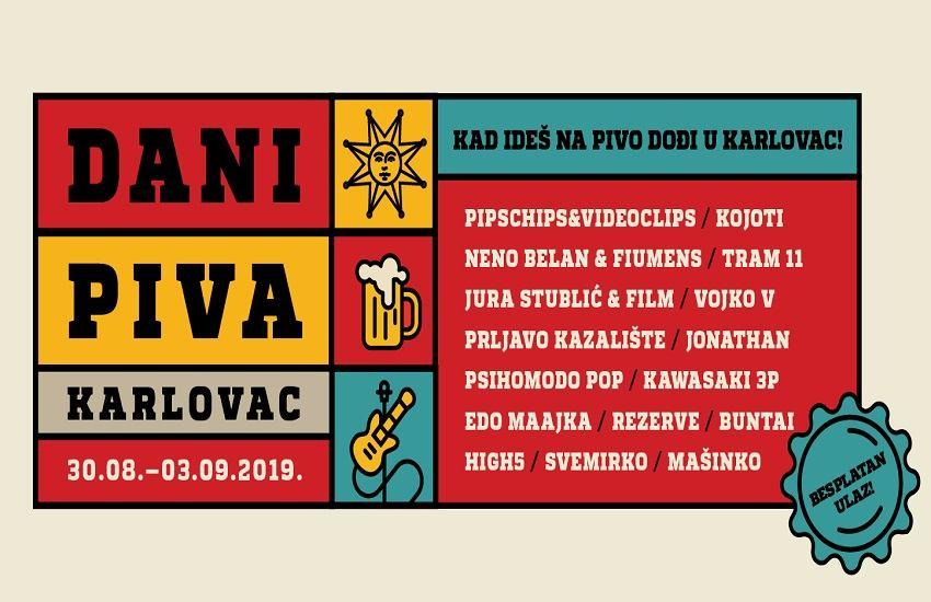 Dani piva: Festival koji obožavaju svi pivoljupci