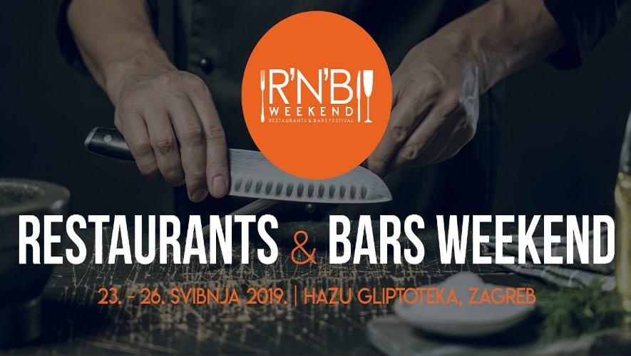 Gastro festival R'n'B Weekend ove godine održava se u Glipoteci HAZU-a