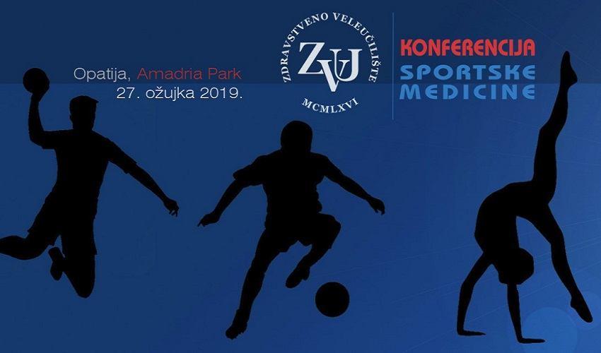 Krajem ožujka se održava konferencija sportske medicine