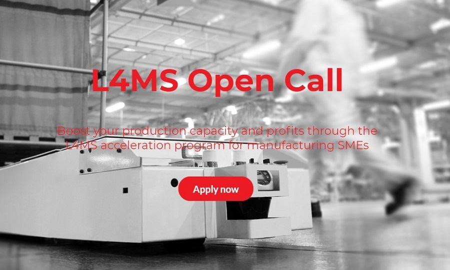 L4MS je objavio otvoreni poziv za financiranje proizvodnih malih i srednjih poduzeća