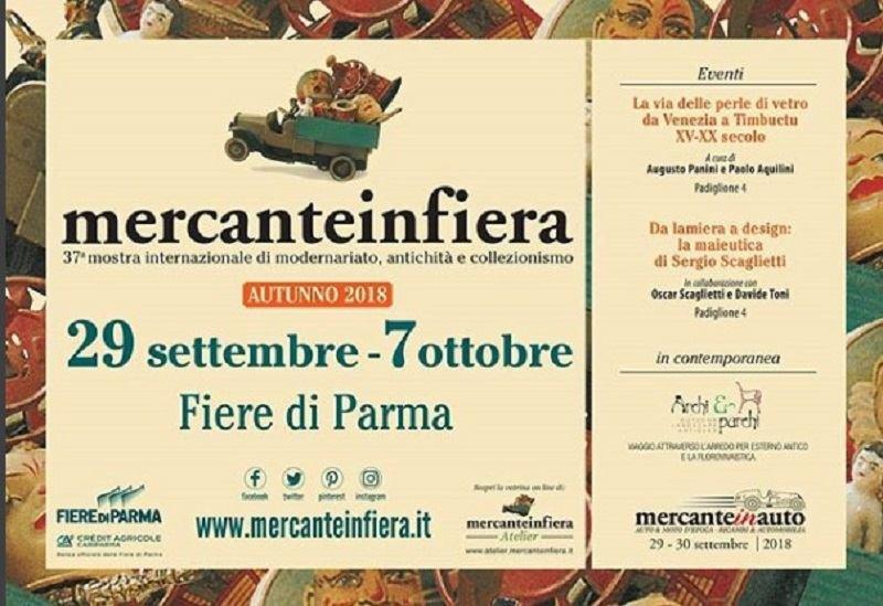 Mercanteinfiera - međunarodni sajam modernizma, antikviteta i kolekcija