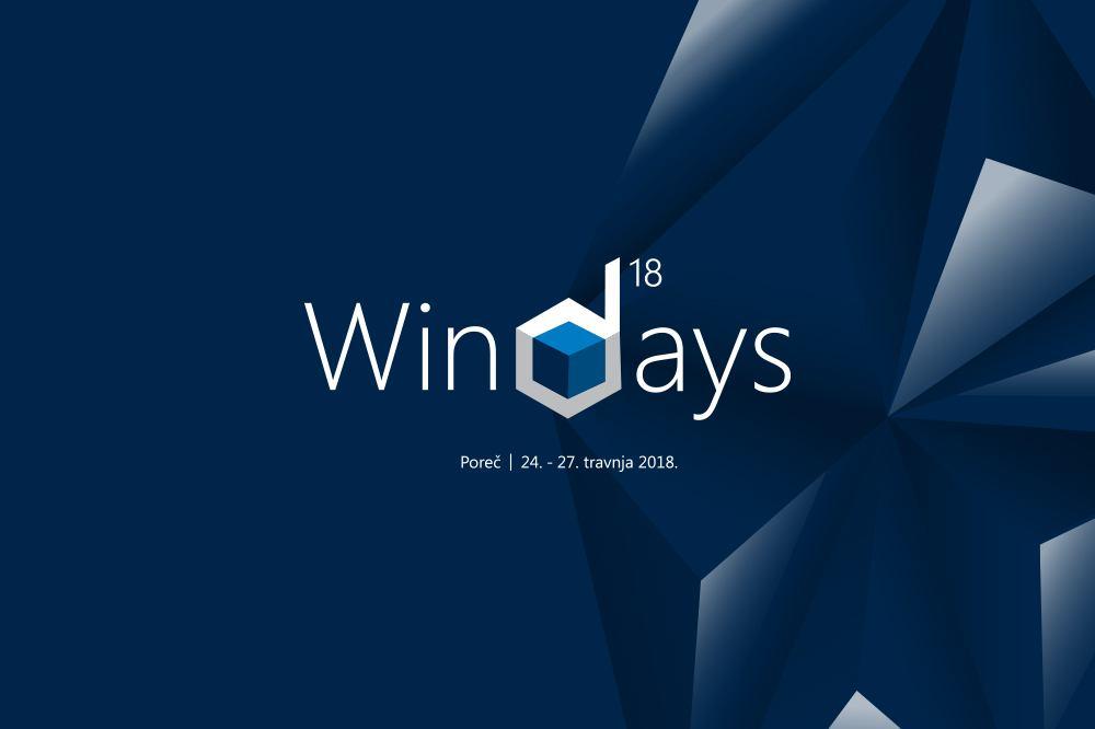 Na 18. WinDays konferenciji održat će se čak 200 predavanja