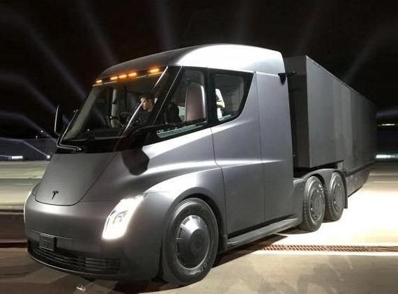 Pepsi naručio 100 Tesla Semi električnih kamiona