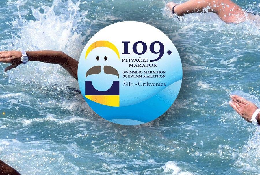 Plivači, danas ističe rok za prijavu na 109. Plivački maraton Šilo – Crikvenica