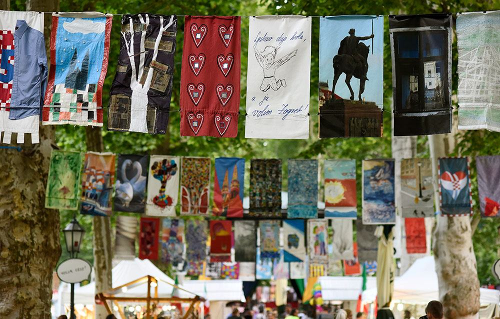 U Zagrebu počeo Cest is d'Best - najpoznatiji i najveseliji hrvatski ulični festival