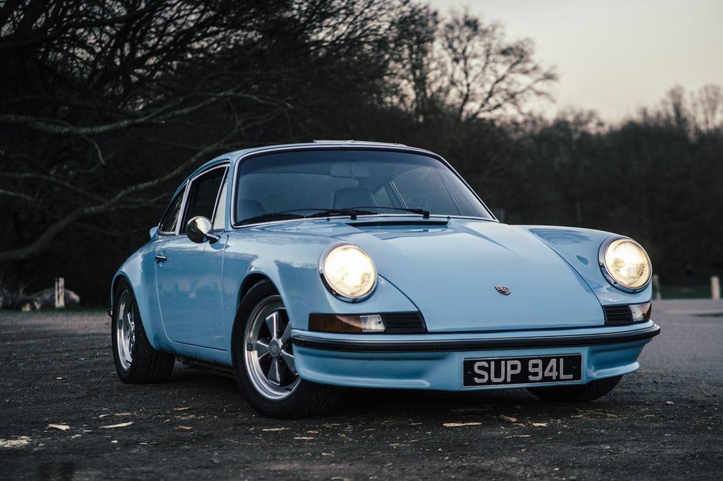 Porsche iz 1971. prodaje se za milijun kuna