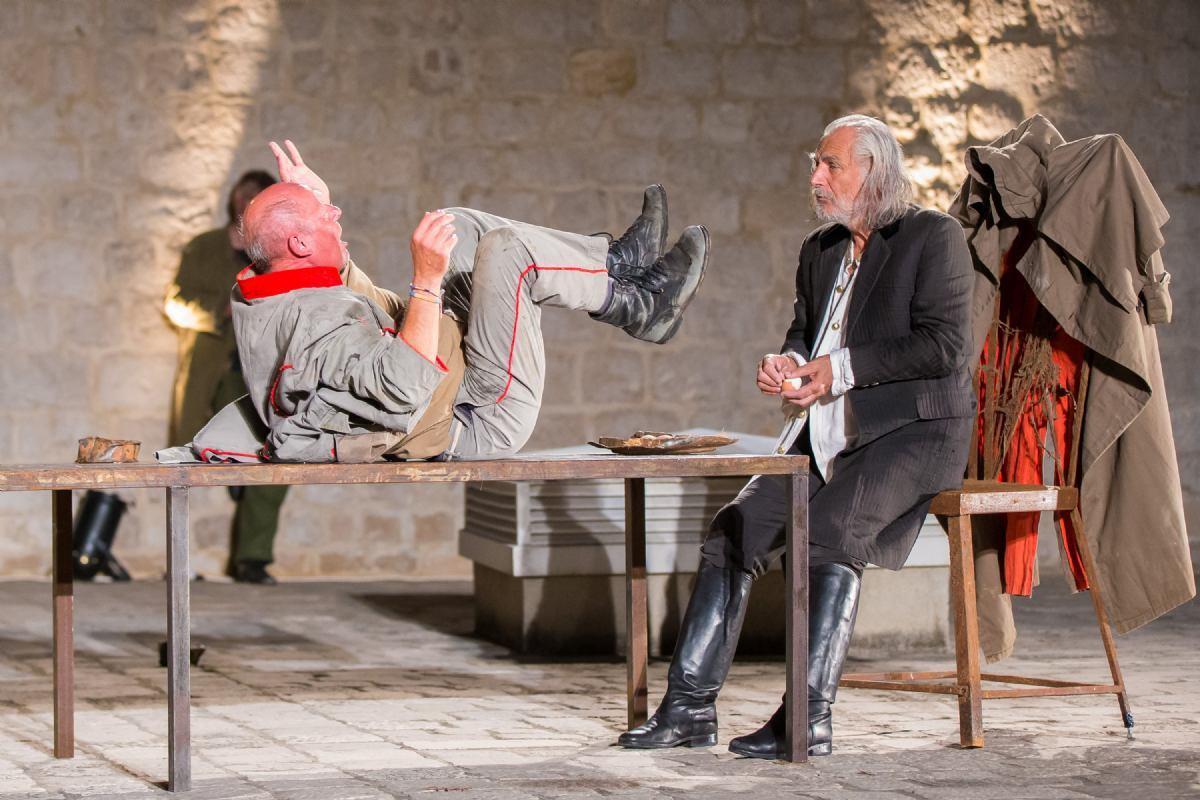 Predstava Kralj Lear i ove godine u Tvrđavi Minor na Malom Brijunu