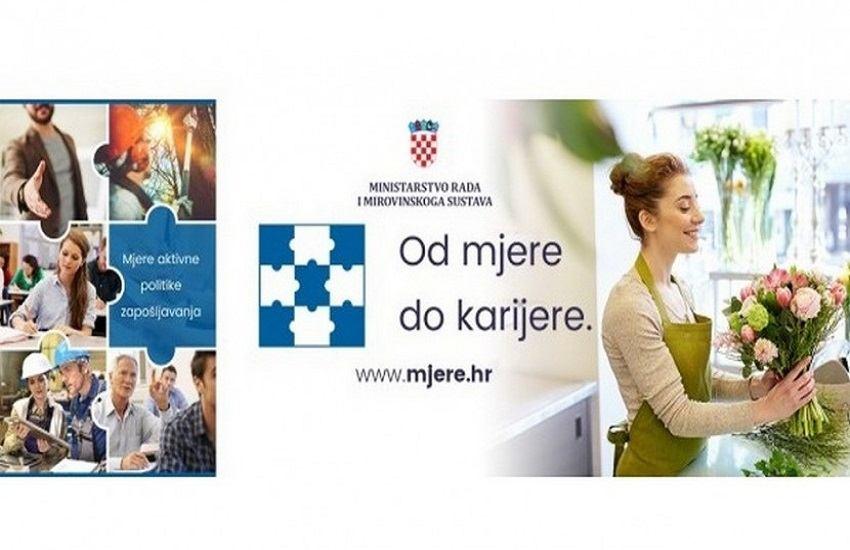 Predstavljanje mjera aktivne politike zapošljavanja u Županijskoj komori Osijek