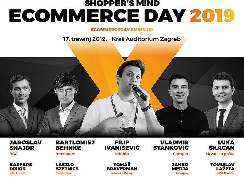 Prvi put u Hrvatskoj: Vrhunska imena iz ecommerce svijeta stižu u Zagreb na Ecommerce Day 2019.!