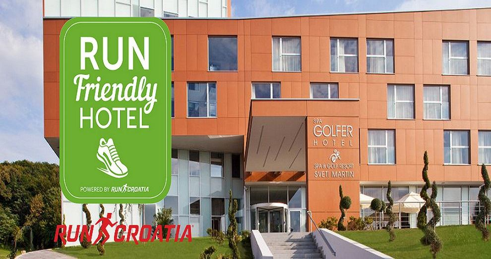 Prvi run friendly hotel u Hrvatskoj