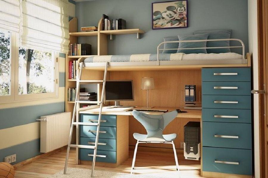 Savjeti za uređenje sobe malog školarca