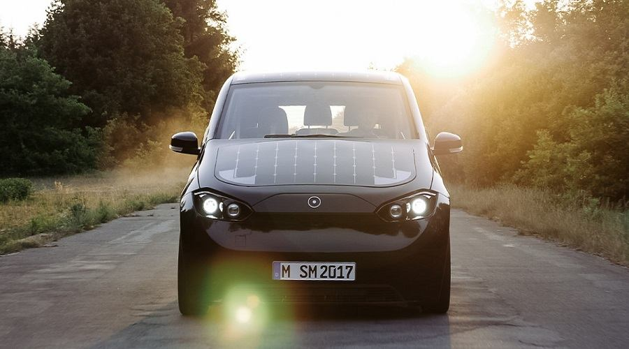 Sion: Električni automobil za široku masu