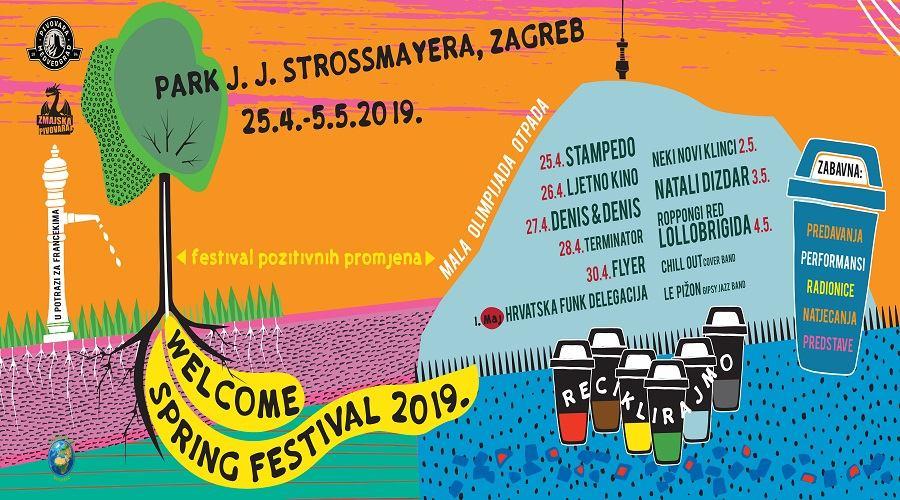 Stiže nam novo izdanje Welcome Spring festivala!