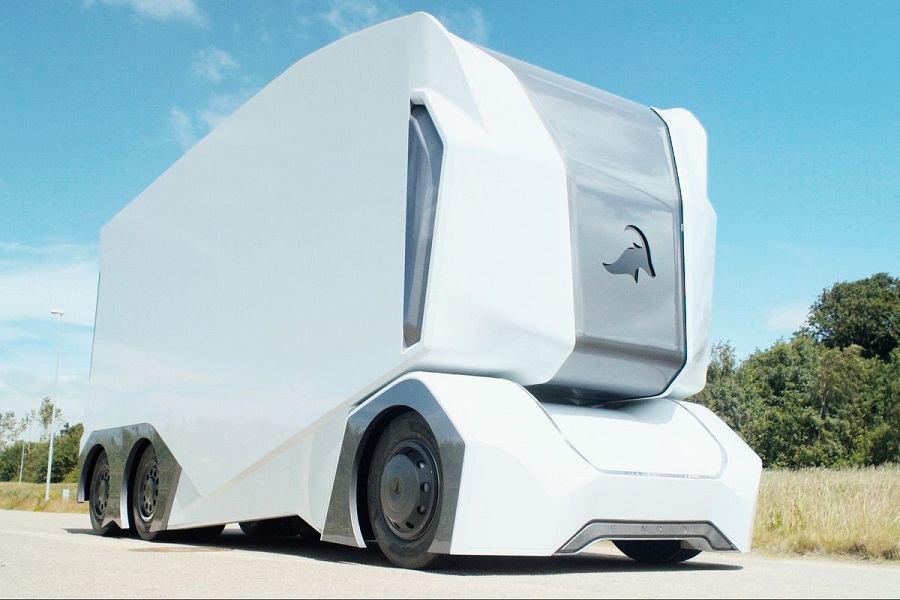 Šuška se kako bi početkom iduće godine mogao stići prvi komercijalni kamion bez vozača