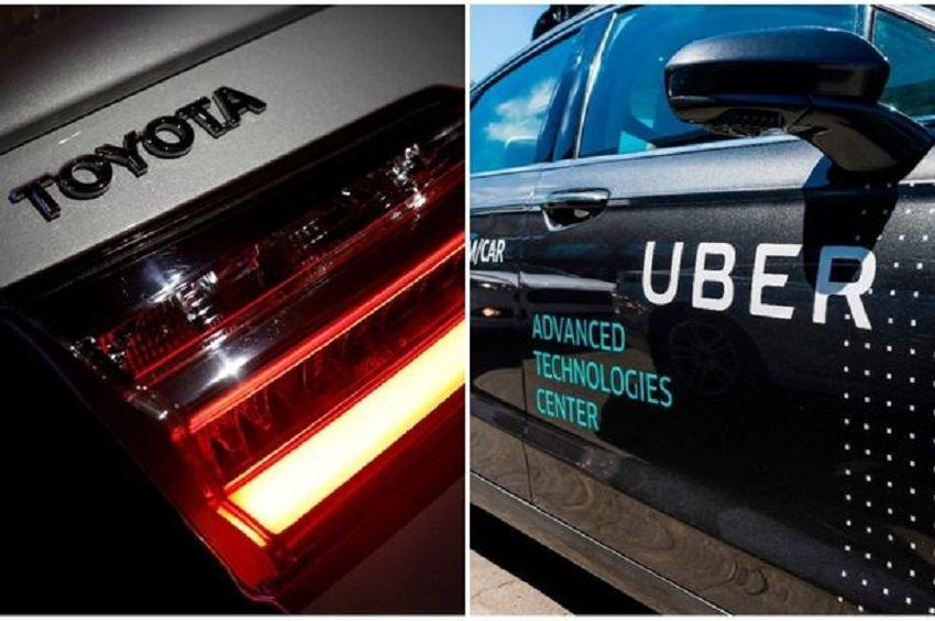 Toyota ulaže 500 milijuna dolara u Uber