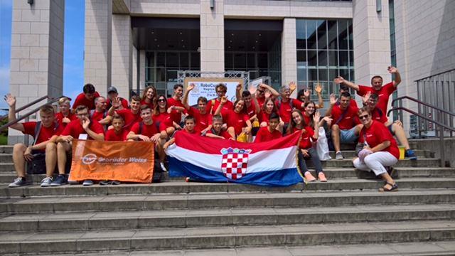 Uspješni mladi hrvatski robotičari
