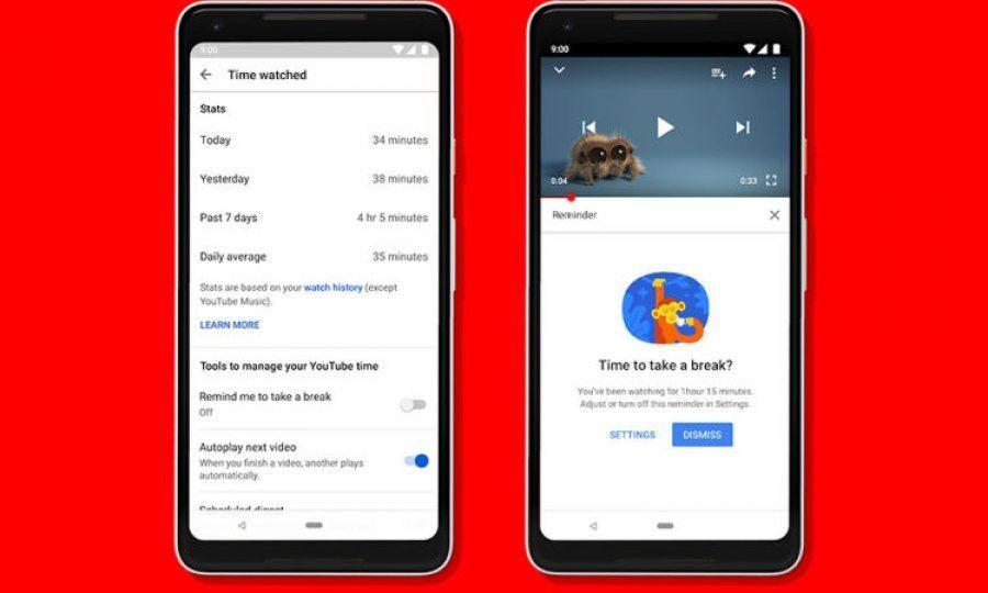 YouTube će vas obavijestiti o tome koliko vremena provodite na ovom video servisu